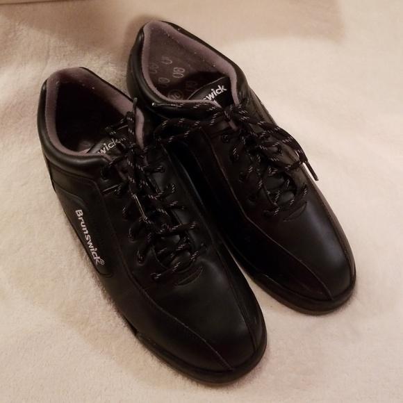998fa896febe2f Brunswick Other - 🆕🎳 Vintage Men s Brunswick Bowling Shoes Size 10